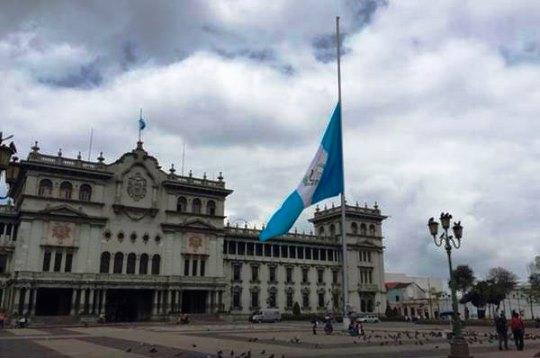Cuál es la capital de Guatemala