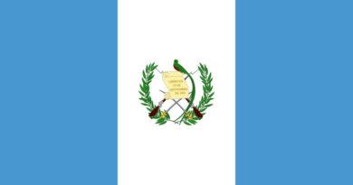 Colores de la bandera de Guatemala