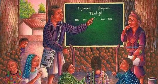 Cuál es el idioma que se habla en Guatemala