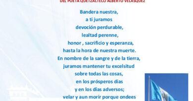 Jura de la bandera de Guatemala