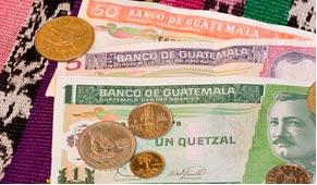Cuál es la moneda de Guatemala