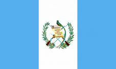 Bandera nacional de Guatemala