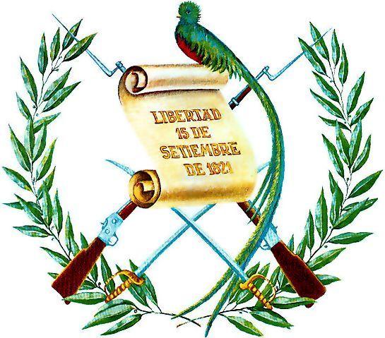 Escudo de Guatemala y su significado