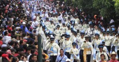 ¿Cómo se celebra la independencia en Guatemala?