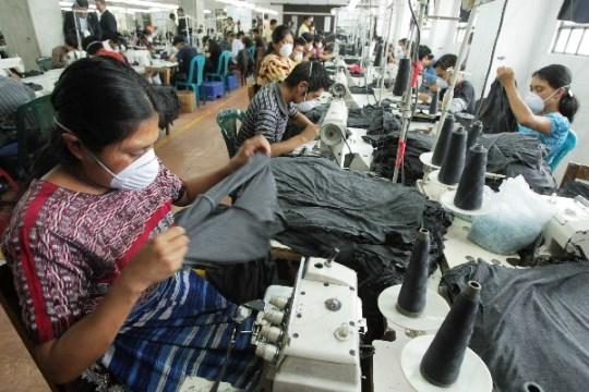 Derechos de los trabajadores en Guatemala