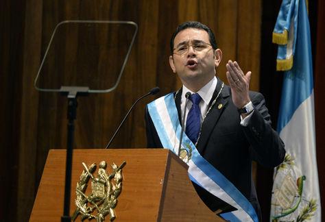 Presidentes de Guatemala desde 1821