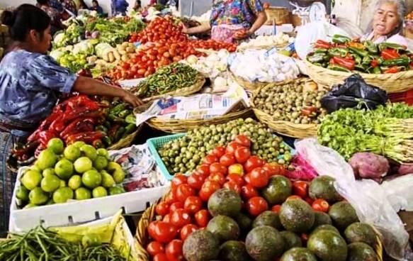 Principales actividades productivas de Guatemala