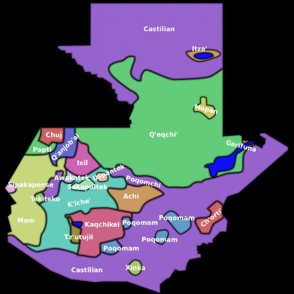 Principales etnias de Guatemala